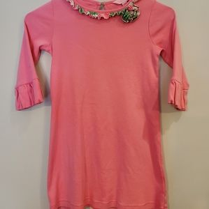 Lilly Pulitzer size 6/7 Pink Dress, #83329